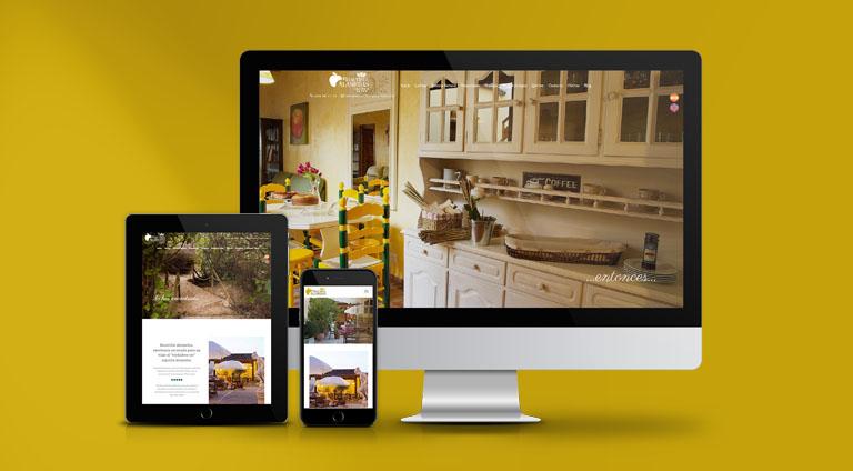 beautiful alamedas diseño web responsivo en valladolid