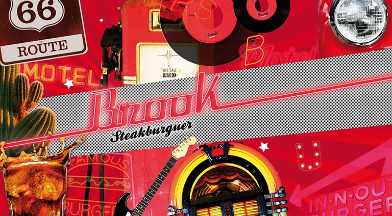 Brook Steakburguer