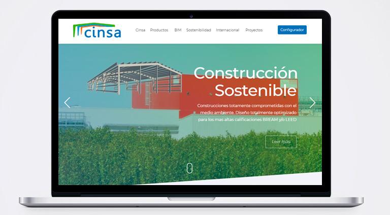 web CINSA SL