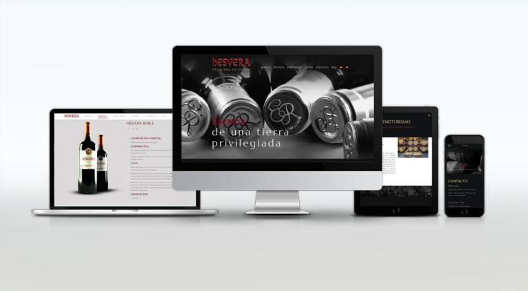 Diseño web responsivo en Valladolid, Agencia de Publicidad en Arroyo de la Encomienda