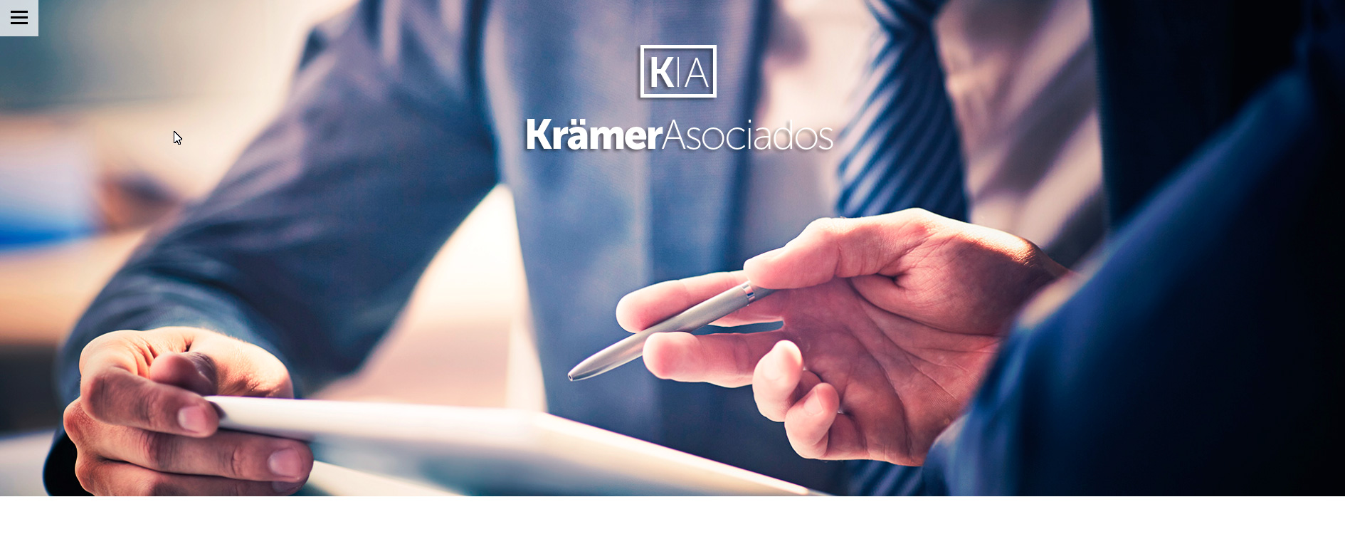 Web Kramer Asociados