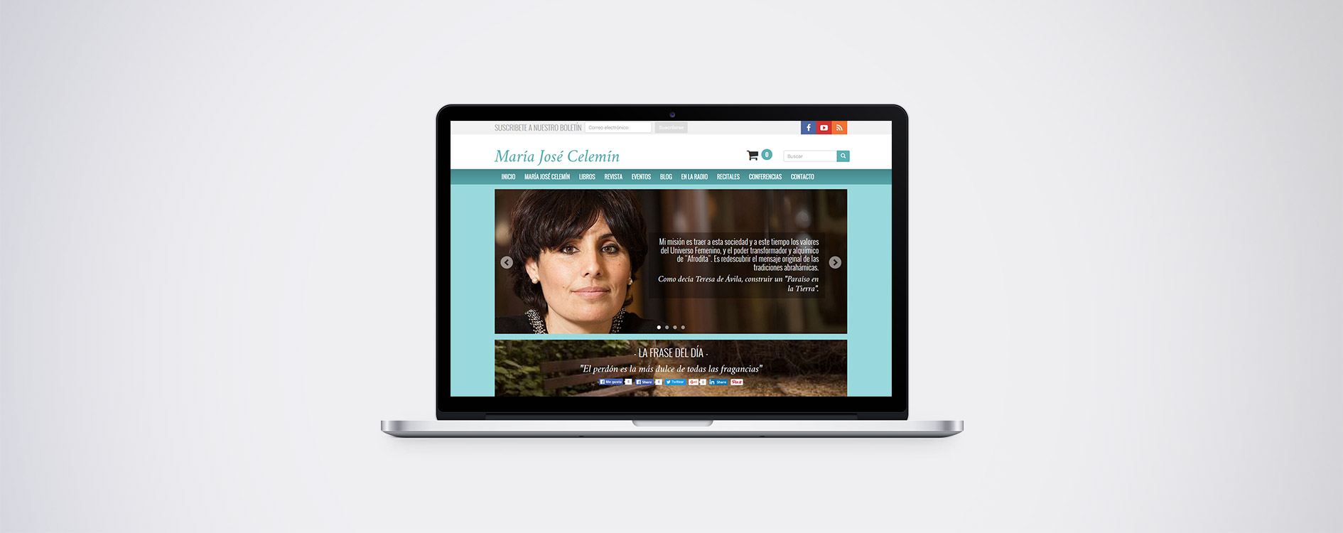 Maria José Celemín - Laptop