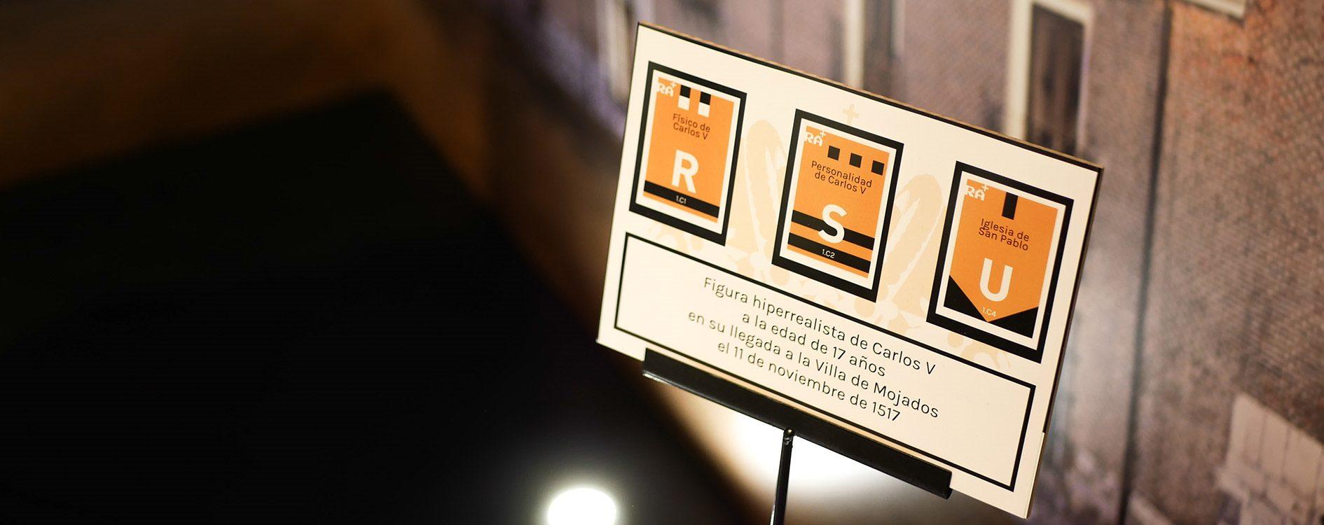 OHVisual - APPS And Mobile - Audiovisuales Museo Carlos V - Ayuntamiento de Mojados