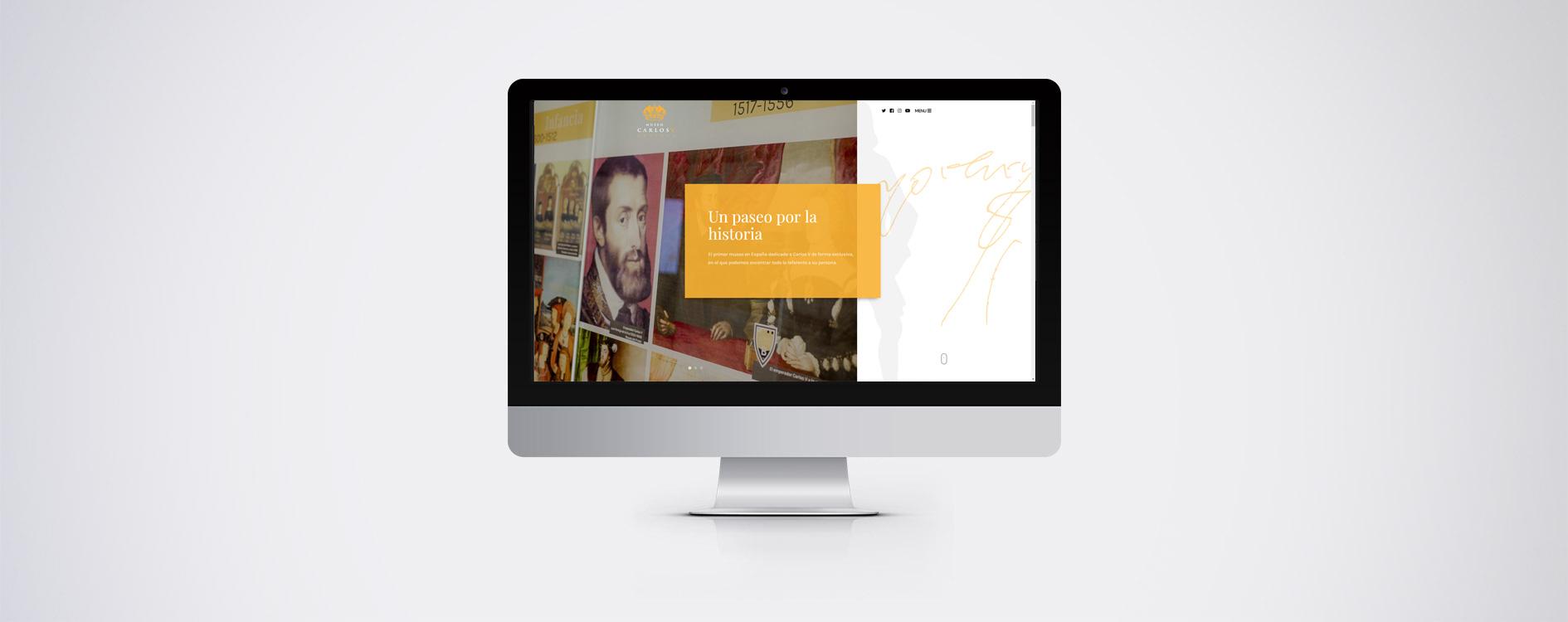OHVisual - Digital & Online - Audiovisuales Museo Carlos V - Ayuntamiento de Mojados