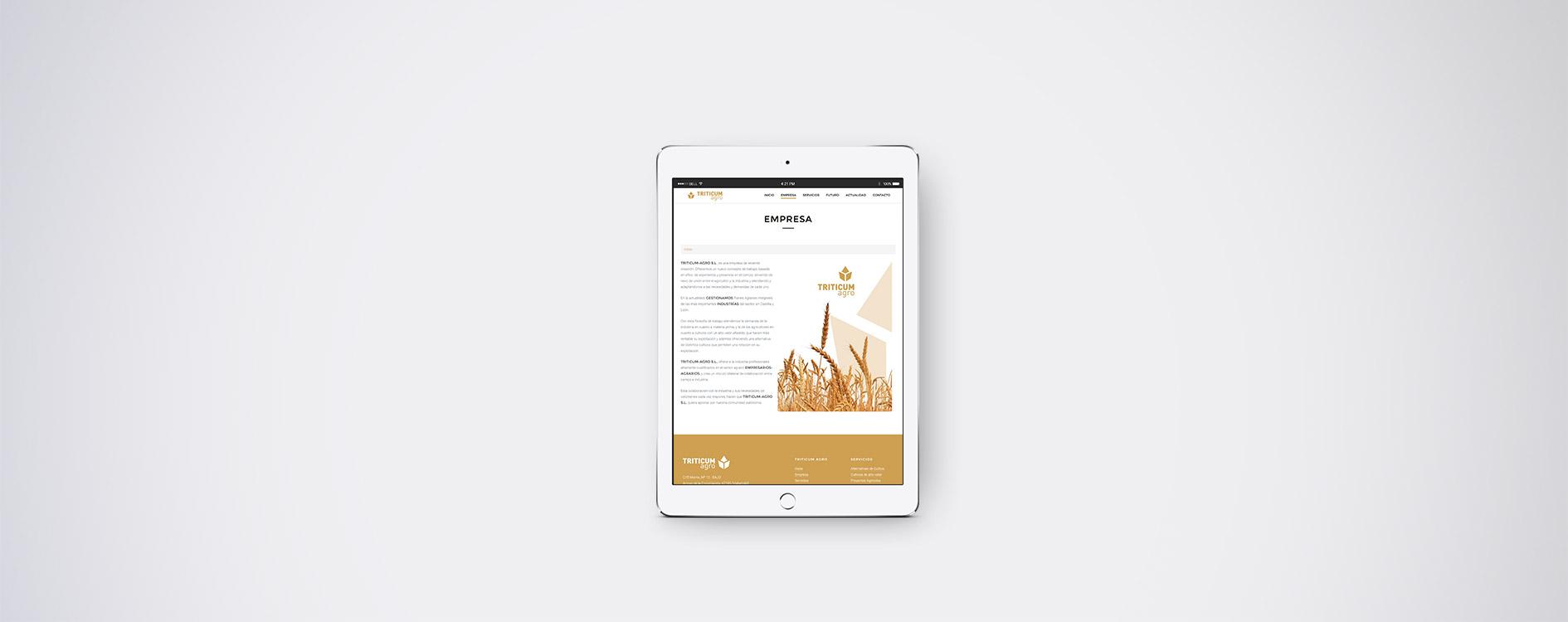 TRITICUM agro - Tablet